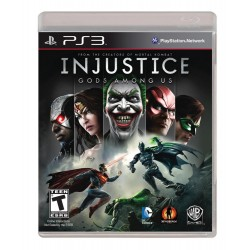 (PS3) Injustice: Gods Among Us