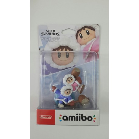 (WiiU) Amiibo Wolf Super Smash Bros Ultimate Serie