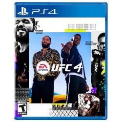 (PS4) EA SPORTS UFC 4