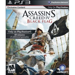 (PS3) Assassin's Creed IV Black Flag