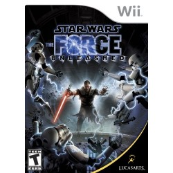 (Wii) Star Wars The Force Unleashed