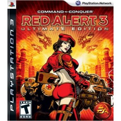(PS3) Command & Conquer Red Alert 3