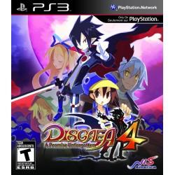(PS3) Disgaea 4: A Promise Unforgotten
