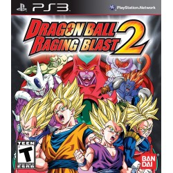 (PS3) Dragon Ball Raging Blast 2