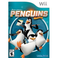 (Wii) Penguins of Madagascar