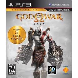 (PS3) God of War Saga