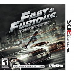 (3DS) Fast & Furious Showdown