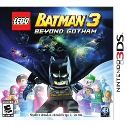 (3DS) Lego Batman 3