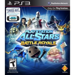 (PS3) PlayStation All-Stars Battle Royale