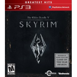 (PS3) The Elder Scrolls Skyrim Greatest Hits