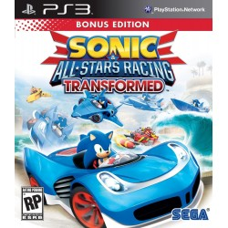 (PS3) Sonic and All-Stars Racing Transformed