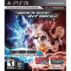 (PS3) Tekken Hybrid