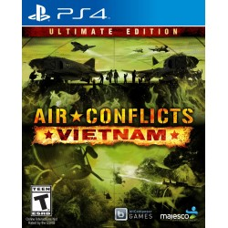 (PS4) Air Conflicts: Vietnam