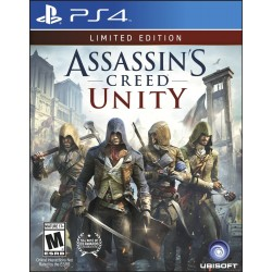 (PS4) Assassin's Creed Unity