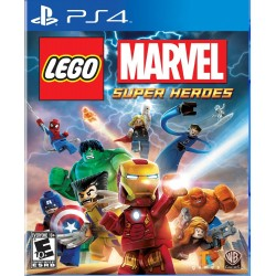 (PS4) LEGO Marvel Super Heroes Greatest Hits