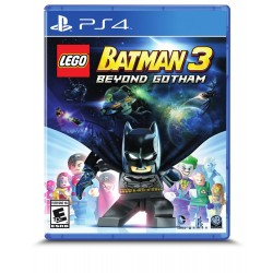 (PS4) LEGO Batman 3 Beyond Gotham