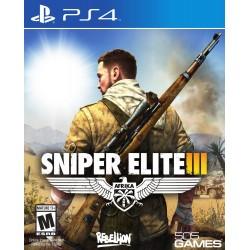(PS4) Sniper Elite III