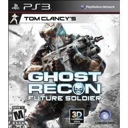 (PS3) Tom Clancy's Ghost Recon Future Soldier Greatest Hits